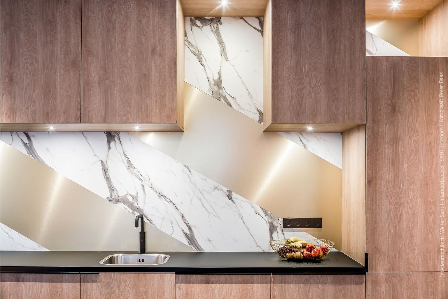 Keuken in FB38 Talco