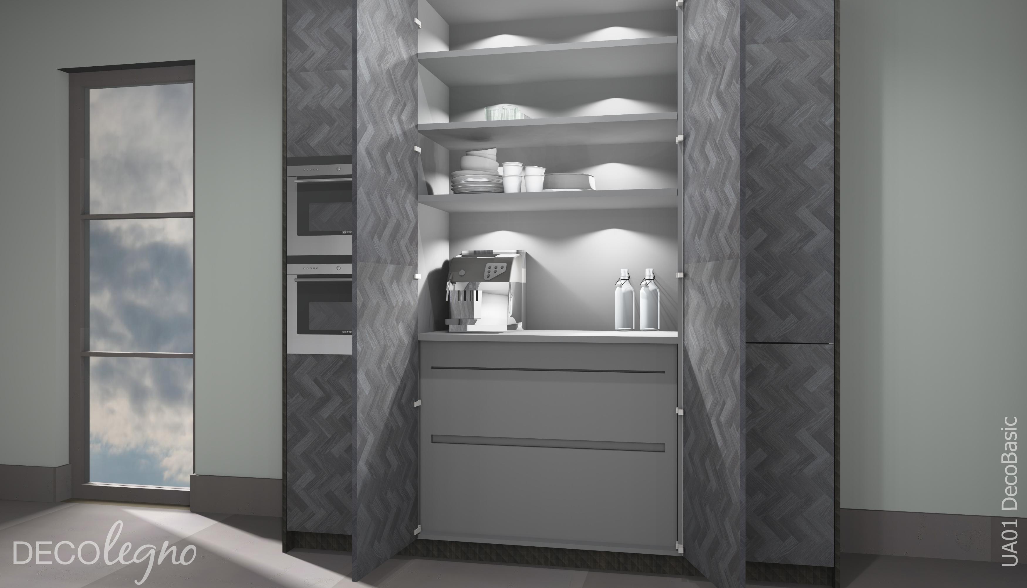 Palette CAD UA01 DecoBasic