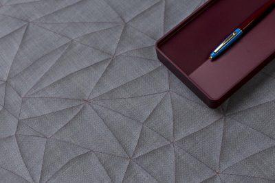 DecoLegno - HPL Specials - Textile/Grey Denim 2440x1220mm