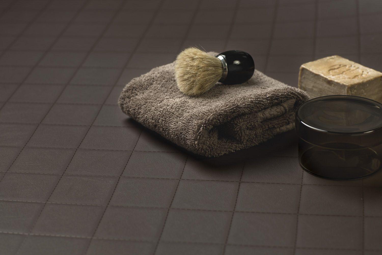 DecoLegno - HPL Specials - Textile/Buffalo Brown