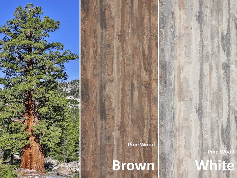 HPL Specials DecoLegno - Pine Wood Moodboard