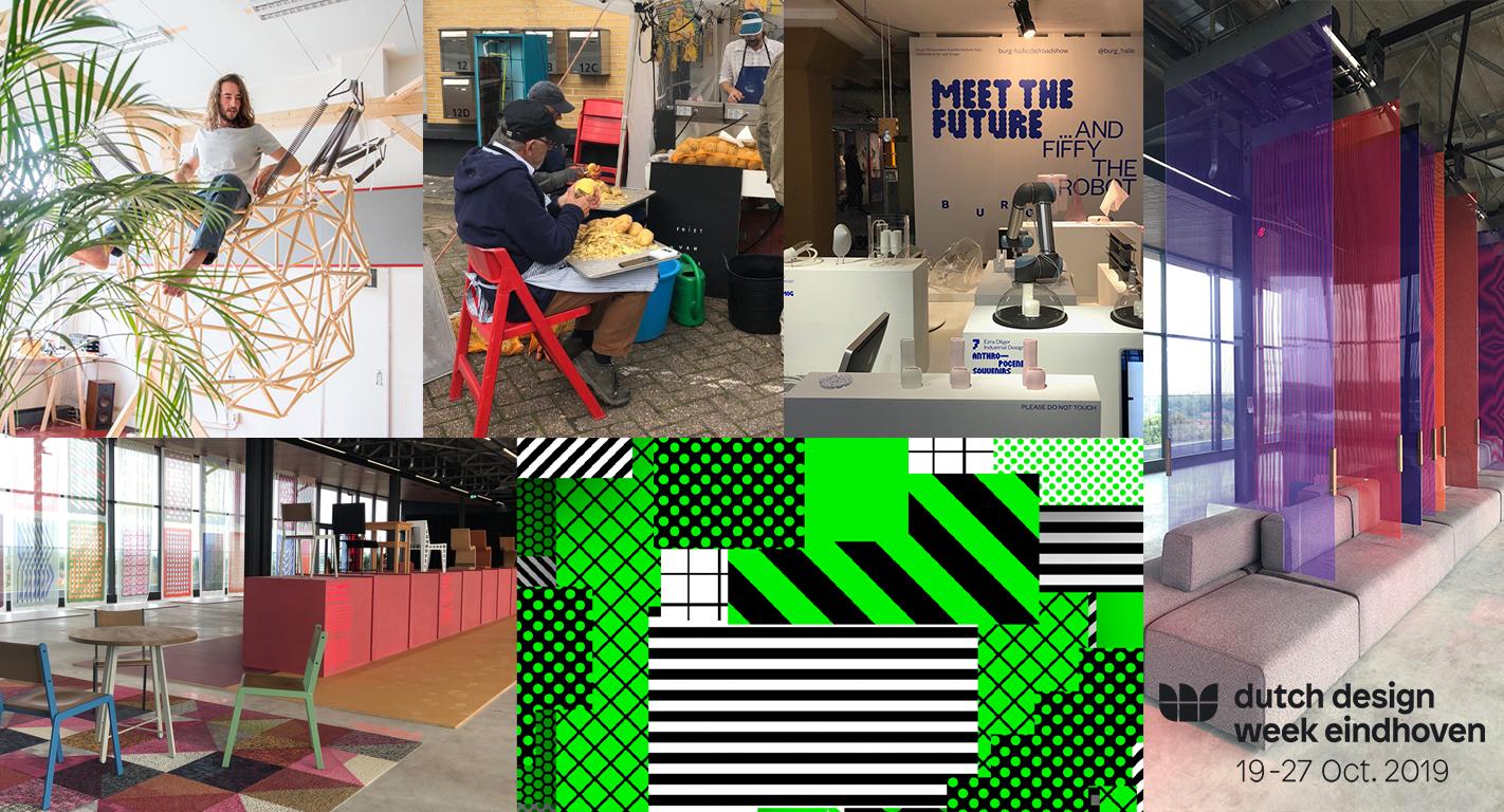 DecoLegno bezoekt Dutch Design Week 2019