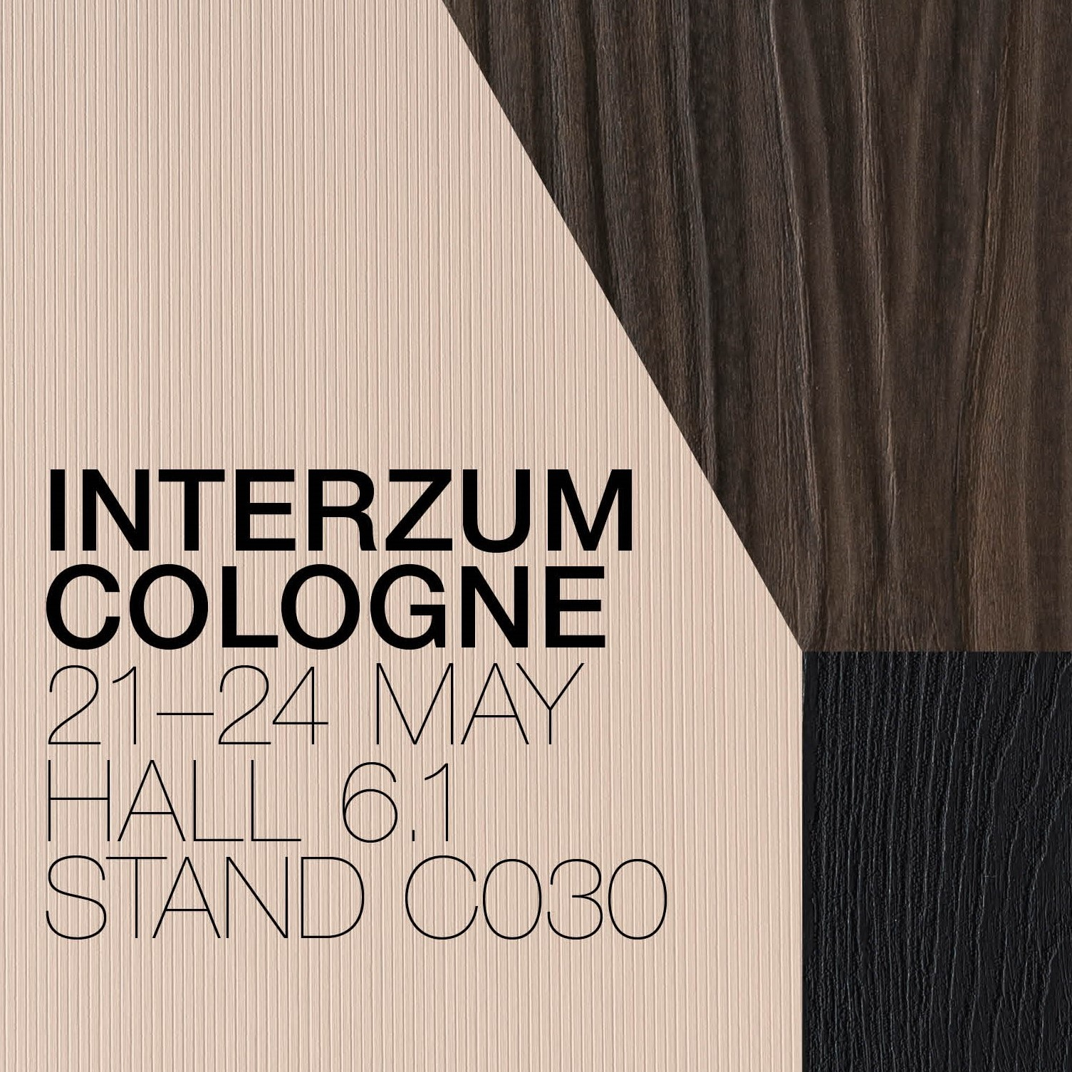 Cleaf presenteert op Interzum 2019