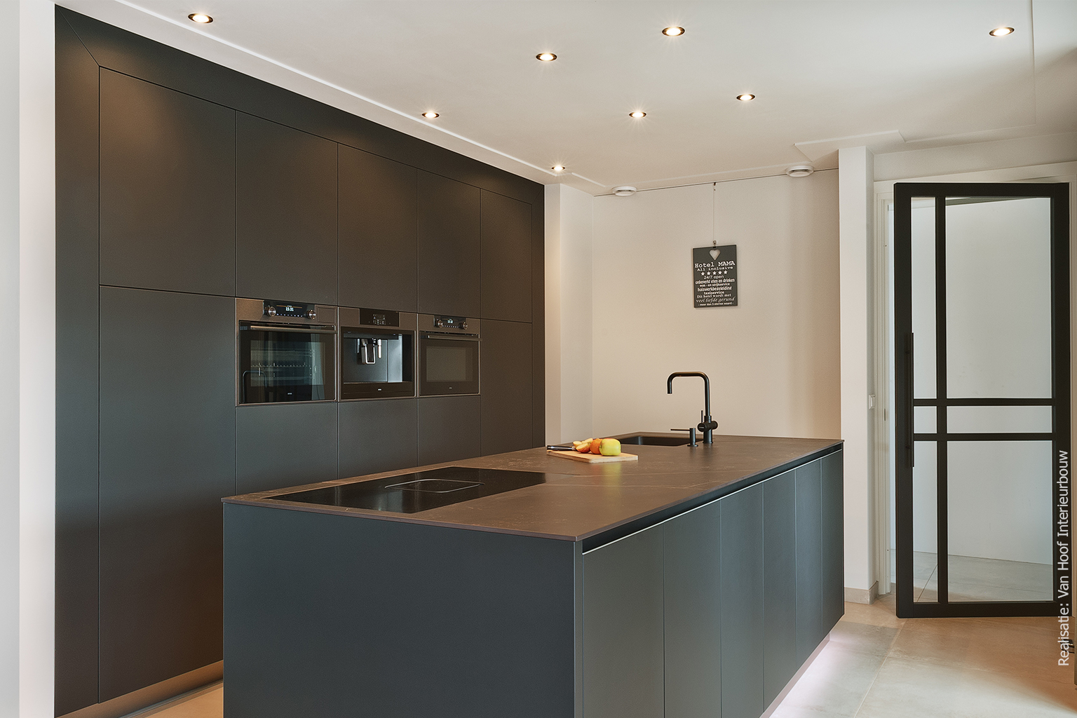 HM07 Piombo Keuken inspiratieafbeelding