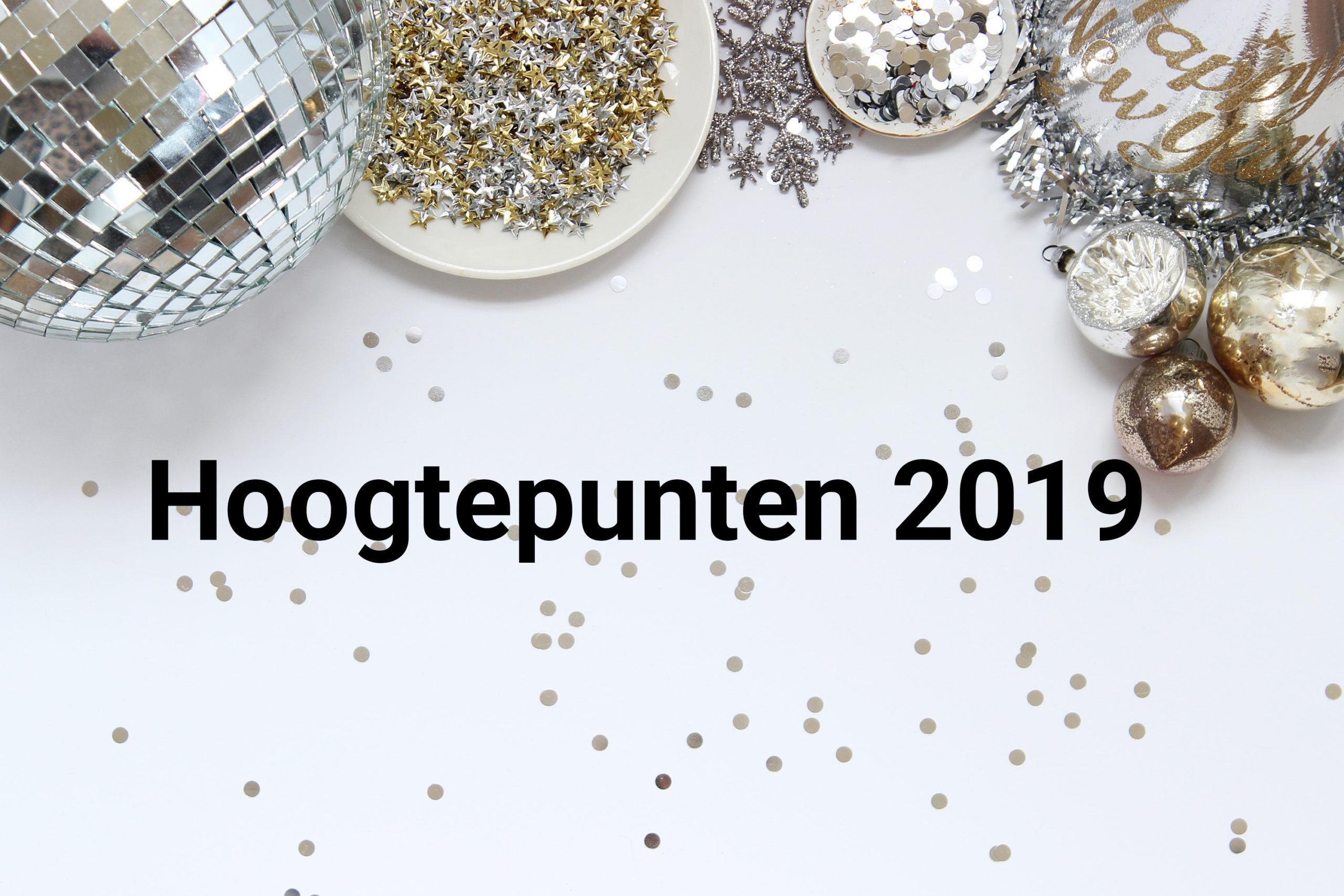 Hoogtepunten 2019