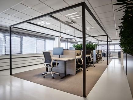 Akoestisch kantoor