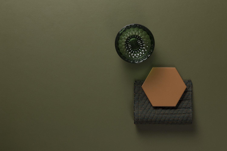 Ovatta achterwand Designers Lab ovatta collectie