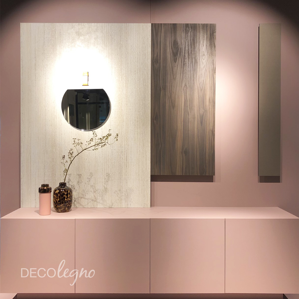 DecoLegno stand Material District