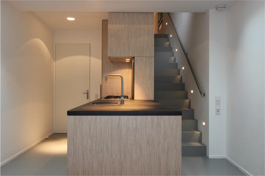 LK09 Matrix decoratief plaatmateriaal toepassing keuken