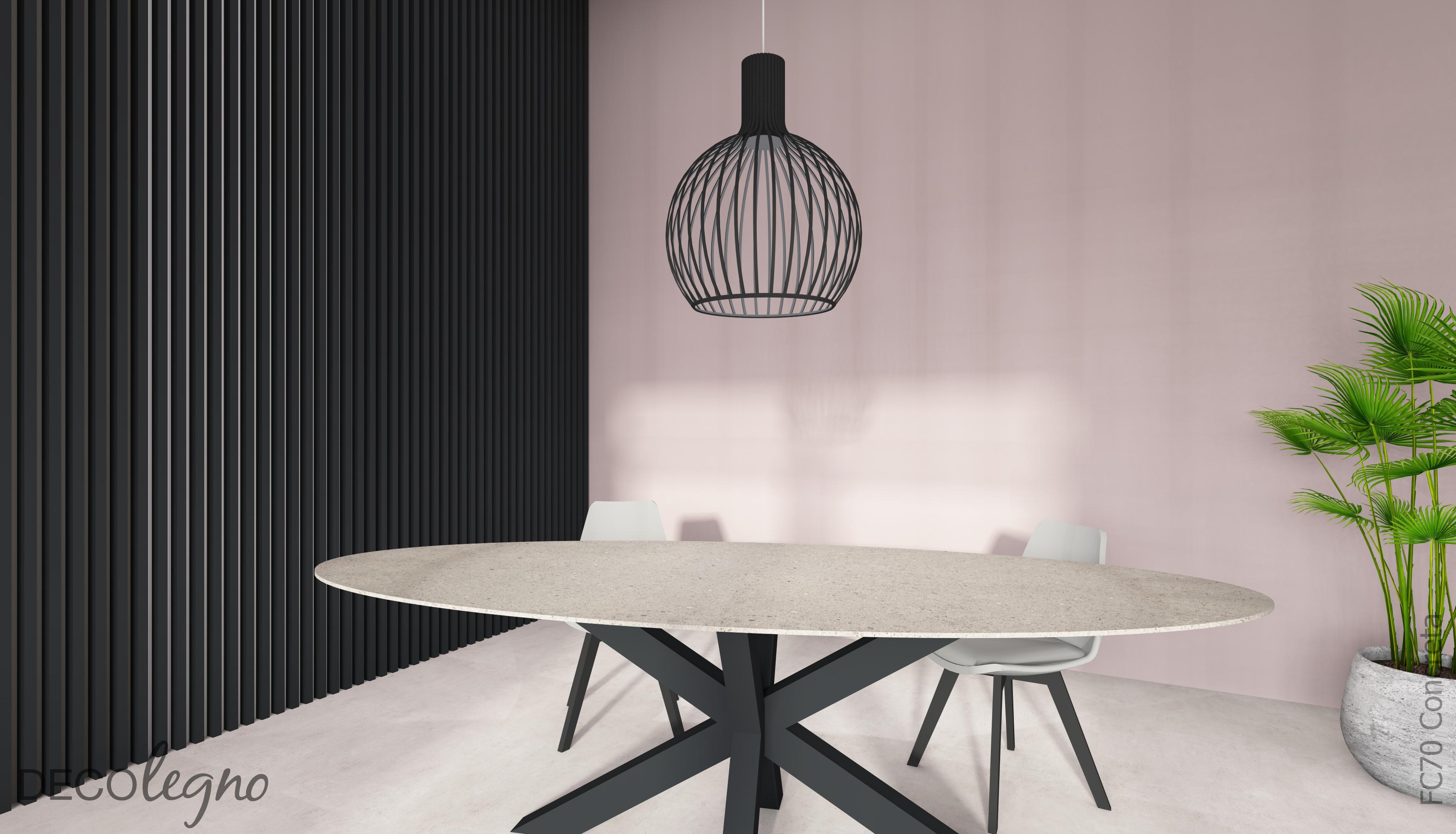 Palette Cad FC70 Concreta tafel