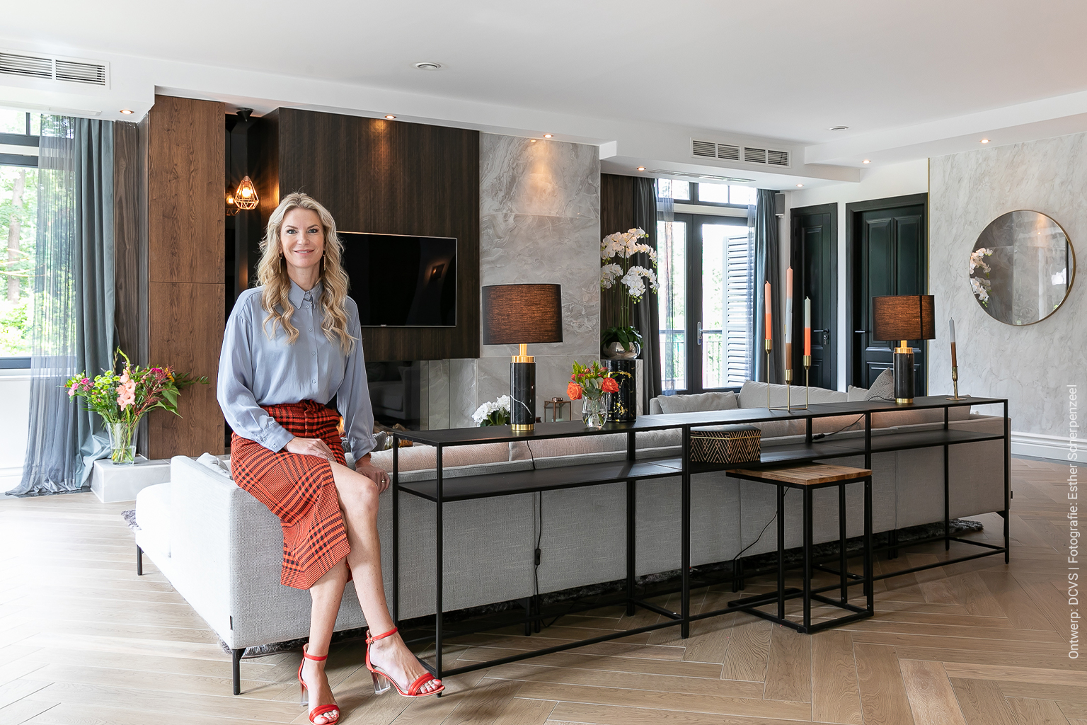 City chic meets feng shui